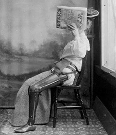 Hình ảnh chân thực và rùng rợn của y học thế kỷ 19 - 12