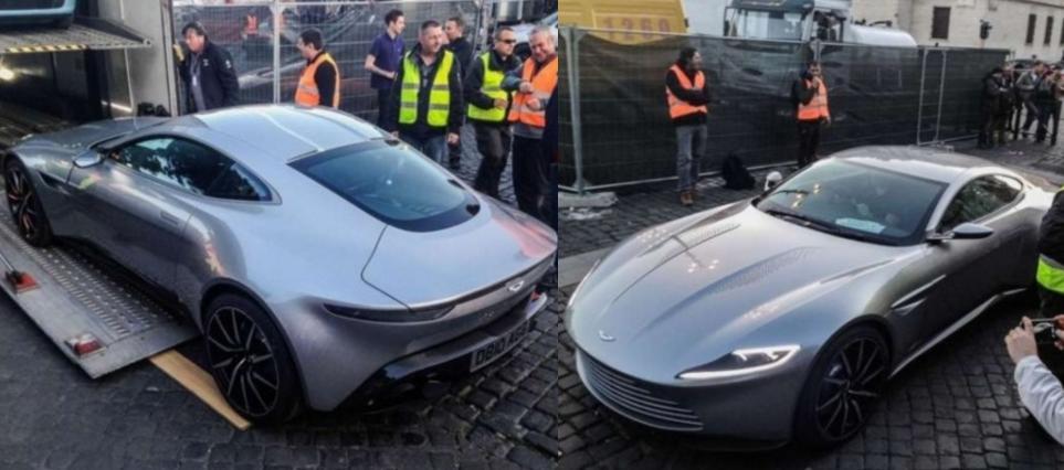 """Bật mí về dàn siêu xe """"thuần Anh quốc"""" trong phim 007 - 2"""