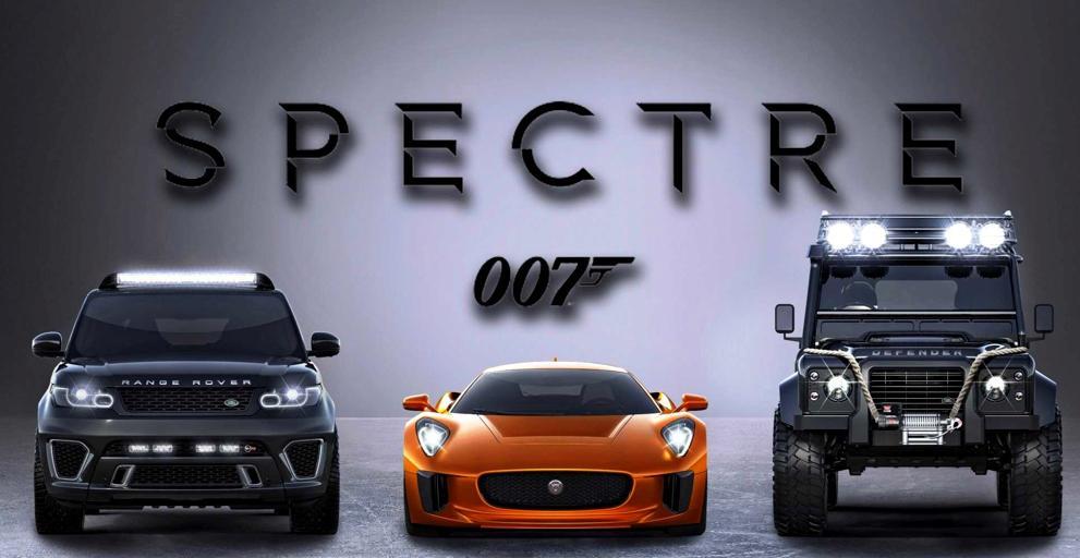 """Bật mí về dàn siêu xe """"thuần Anh quốc"""" trong phim 007 - 9"""