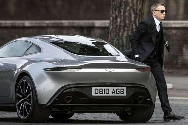 """Bật mí về dàn siêu xe """"thuần Anh quốc"""" trong phim 007 - 5"""