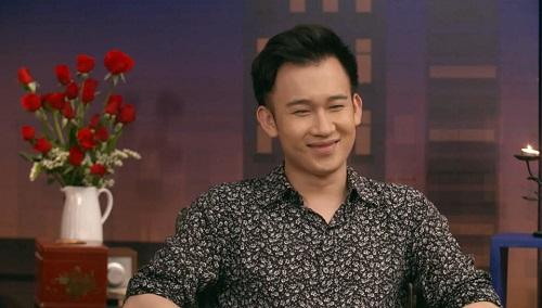 """Dương Triệu Vũ """"bịt tai"""" trước tin đồn... yêu Mr Đàm - 1"""
