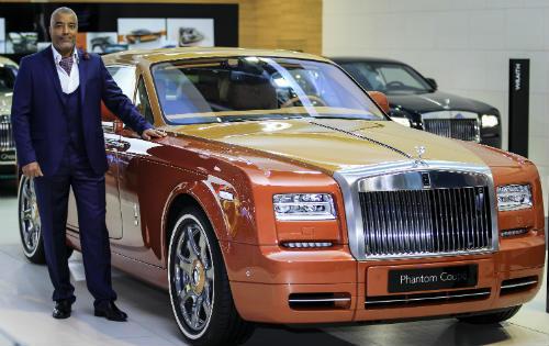"""Rolls Royce trình làng xế mới như """"mãnh hổ"""" - 1"""