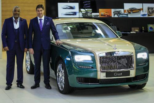 """Rolls Royce trình làng xế mới như """"mãnh hổ"""" - 3"""