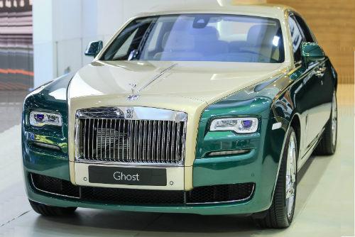 """Rolls Royce trình làng xế mới như """"mãnh hổ"""" - 4"""