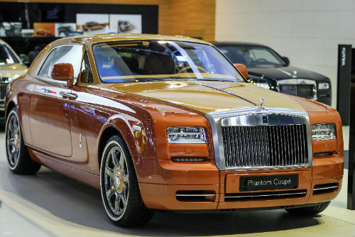"""Rolls Royce trình làng xế mới như """"mãnh hổ"""" - 2"""