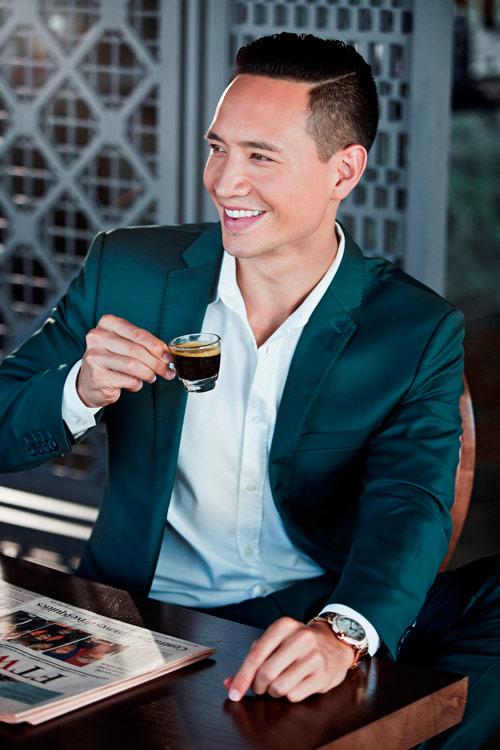 Lắng nghe câu chuyện cà phê của Hà Anh và Kim Lý - 1