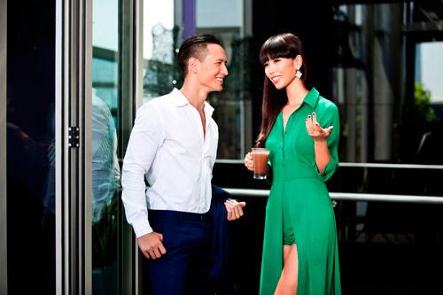 Lắng nghe câu chuyện cà phê của Hà Anh và Kim Lý - 3