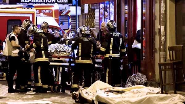 Ớn lạnh tin nhắn cuối cùng của kẻ khủng bố Paris - 2