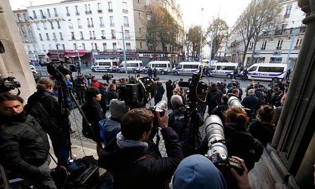 Cảnh sát đấu súng một mất một còn với khủng bố Paris - 5
