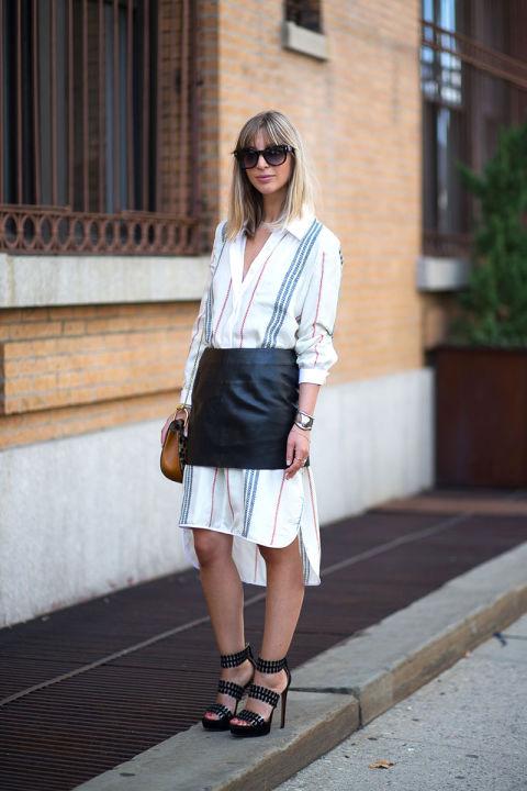 10 cách kết hợp chân váy phái đẹp nên thuộc nằm lòng - 18