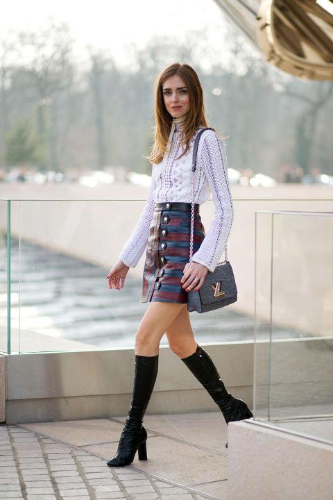 10 cách kết hợp chân váy phái đẹp nên thuộc nằm lòng - 12