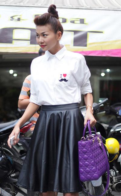 10 cách kết hợp chân váy phái đẹp nên thuộc nằm lòng - 13