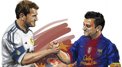 Trước trận Real-Barca: Suarez ngán nhất hàng thủ Real - 2