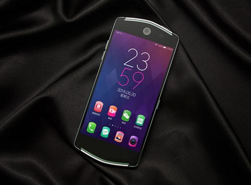 """Smartphone Meitu V4 sở hữu camera selfie """"khủng"""" 21 MP lộ diện - 1"""