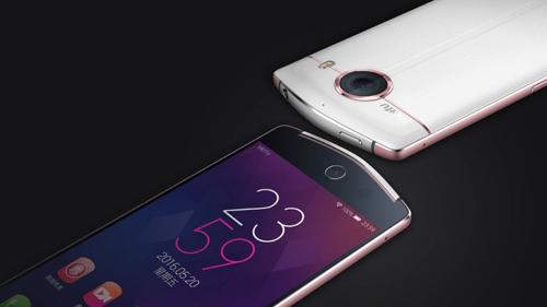 """Smartphone Meitu V4 sở hữu camera selfie """"khủng"""" 21 MP lộ diện - 2"""