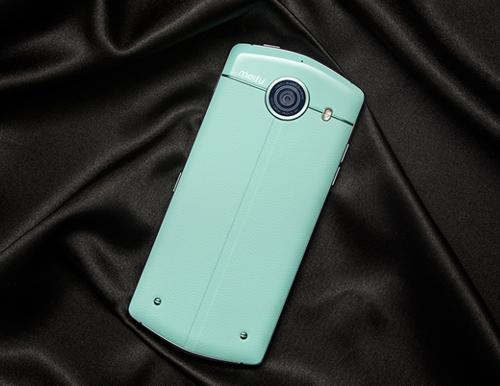 """Smartphone Meitu V4 sở hữu camera selfie """"khủng"""" 21 MP lộ diện - 3"""