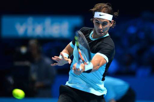 Nadal - Murray: Bản lĩnh lên tiếng (ATP Finals) - 1