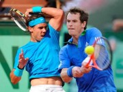 Thể thao - ATP Finals ngày 4: Nadal kịch chiến Murray