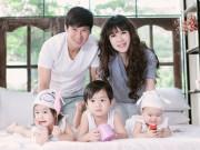 Đời sống Showbiz - Ngắm gia đình với 3 thiên thần xinh đẹp nhà Lý Hải