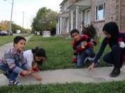 Bạn trẻ - Cuộc sống - Hành trình chạy trốn chiến tranh khốc liệt của một gia đình Syria
