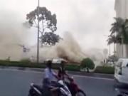 Video An ninh - Cháy dồn dập ở TP.HCM, 1 người chết, 5 người bị thương