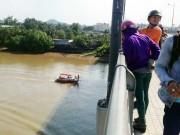Tin tức trong ngày - Tìm thấy thi thể cô gái bỏ xe, lao xuống sông Đồng Nai