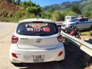 An ninh Xã hội - Bắt 1 nghi phạm trong vụ cướp taxi, trốn vào rừng