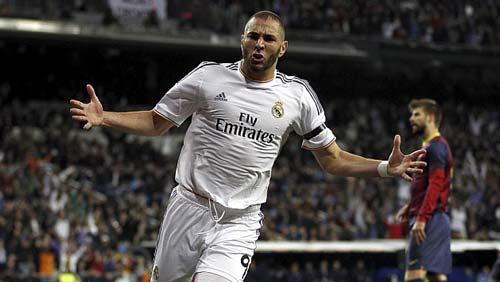 "El Clasico: Real Madrid đợi ""thần tài"" Benzema - 1"