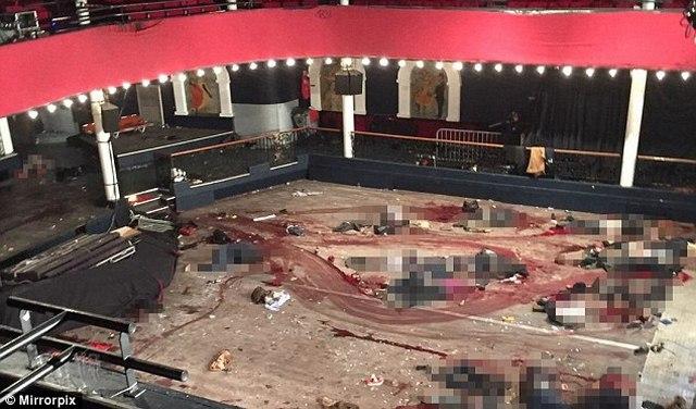 Chuyện sau tấm khiên chi chít lỗ đạn khủng bố Paris - 2