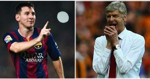 Mỗi người 1 bảng, fan Arsenal gây quỹ trả lương Messi - 1