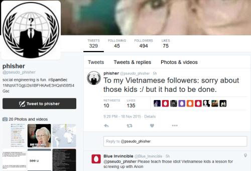 Anonymous tố bị hacker Việt Nam tấn công, đánh sập hệ thống - 2