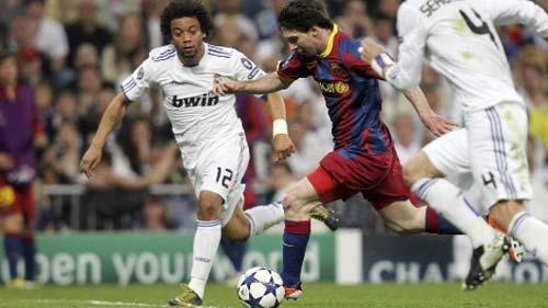"""10 năm, 30 lần Messi """"thiêu đốt"""" Real Madrid - 2"""