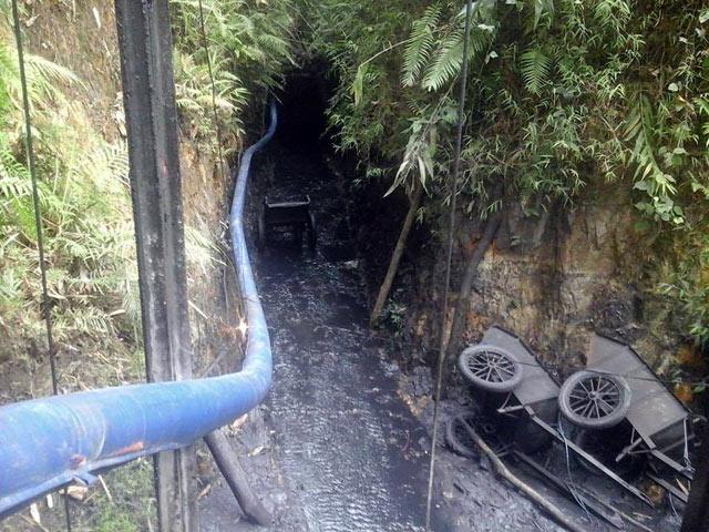 Sập hầm than, 1 người tử vong, 2 người mắc kẹt - 3