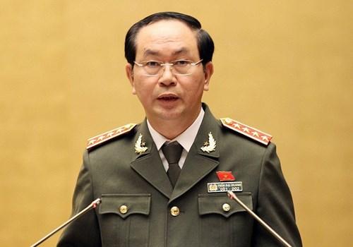 Bộ trưởng CA: Xử nghiêm người khiêu khích khủng bố trên mạng - 1