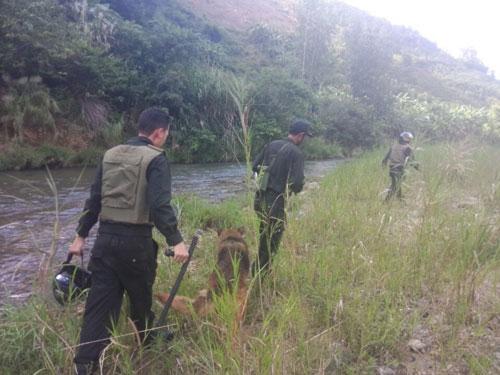 Tên cướp taxi ở Kon Tum tự nhận là quân nhân - 1