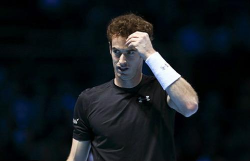 Đánh tệ trước Nadal, Murray cắt tóc ngay trên sân - 1