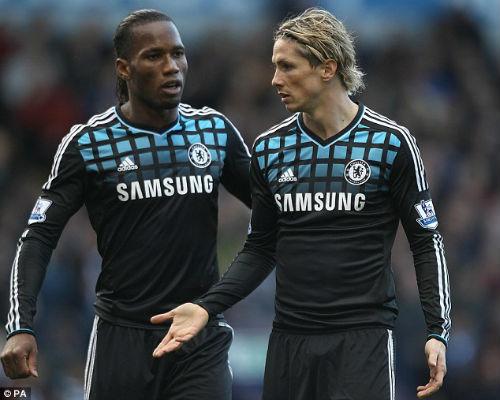 """Drogba tiết lộ """"thâm cung bí sử"""" của Chelsea - 3"""