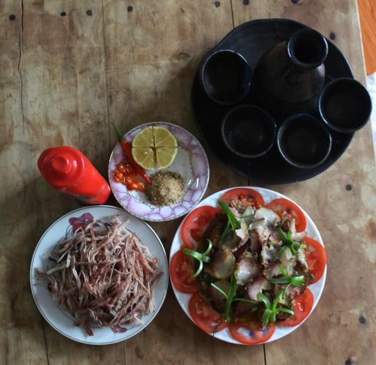 Đông về thẩn thơ nhớ thịt treo gác bếp Hà Giang - 4