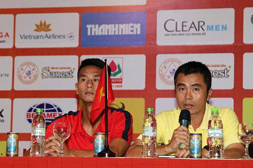 """U21 Clear Men Cup: U21 Việt Nam """"thách đấu"""" U21 HAGL - 2"""