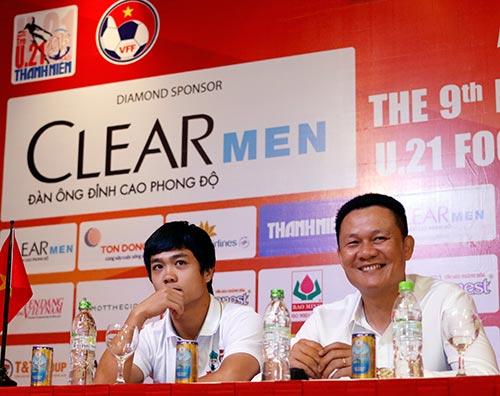 """U21 Clear Men Cup: U21 Việt Nam """"thách đấu"""" U21 HAGL - 3"""