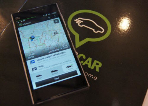 Hà Nội: Đề nghị khống chế số lượng xe như Uber, Grab - 1