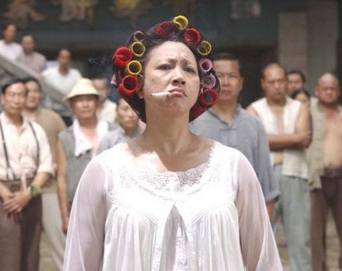 """Bật mí người đàn bà """"bá đạo"""" nhất phim Châu Tinh Trì - 1"""