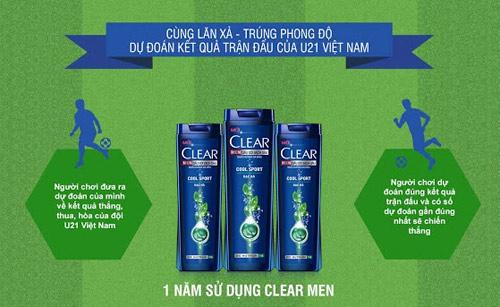 """""""Thắp lửa"""" ở U21 Clear Men Cup với giải thưởng """"nóng"""" - 6"""