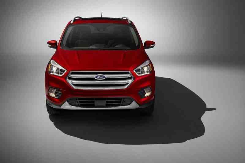 Ford Escape bản nâng cấp an toàn hơn - 3