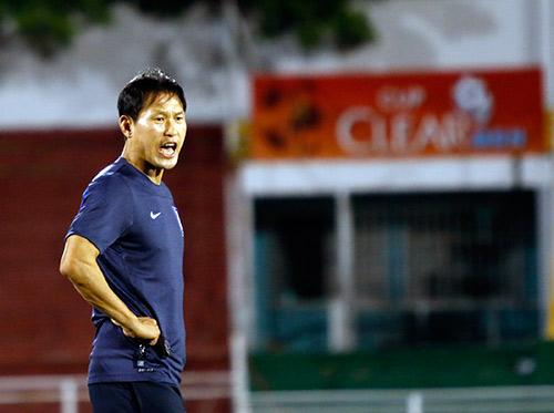 Chờ đấu U19 Hàn Quốc, Công Phượng tươi hết cỡ - 10