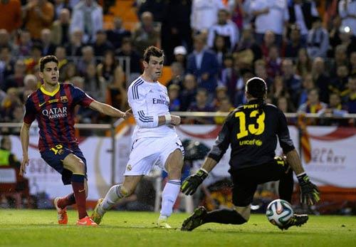 """Gareth Bale & khát vọng """"nghiền nát"""" Barca lần nữa - 1"""