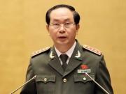 Tin tức Việt Nam - Bộ trưởng CA: Xử nghiêm người khiêu khích khủng bố trên mạng