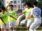 U21 Clear Men Cup - Chờ đấu U19 Hàn Quốc, Công Phượng tươi hết cỡ