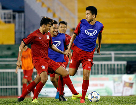 "U21 HAGL - U19 Hàn Quốc: Nóng bỏng ""chung kết"" sớm - 3"