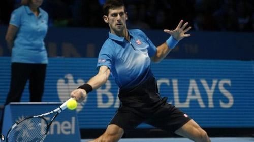 Djokovic - Berdych: Hẹn gặp Nadal (ATP Finals) - 1